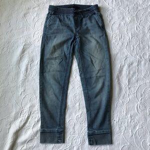 Kids joe's jeans Sz Medium elastic waistband